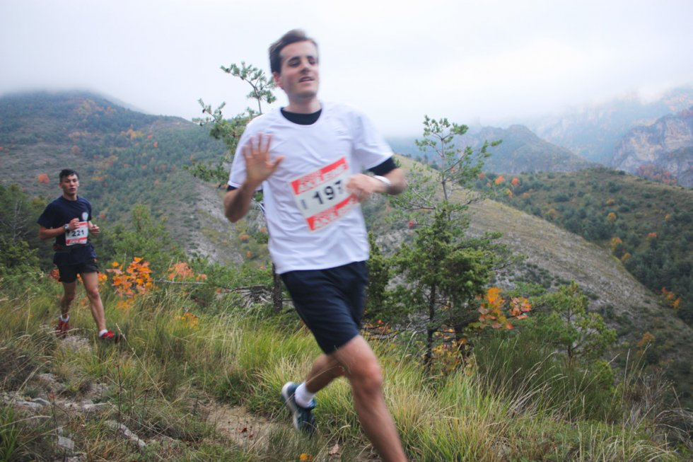 Coureurs - Trail de Tende 2015
